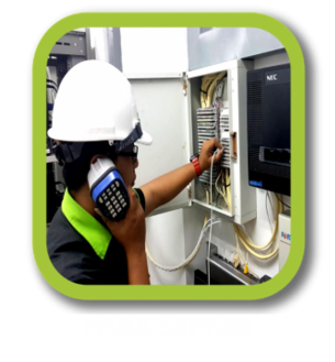 PABX Service home icon